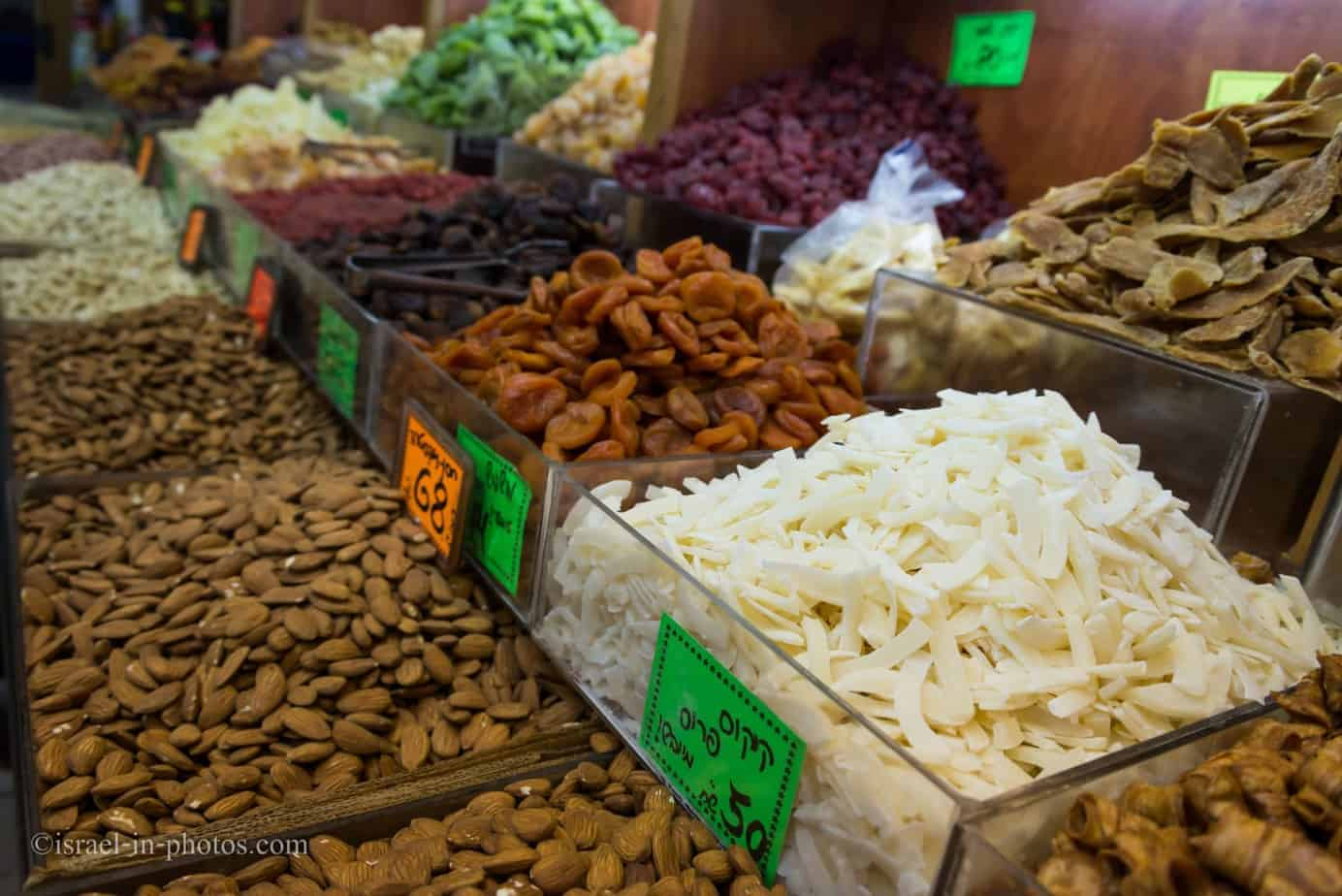 Herbs, spices and nuts-11