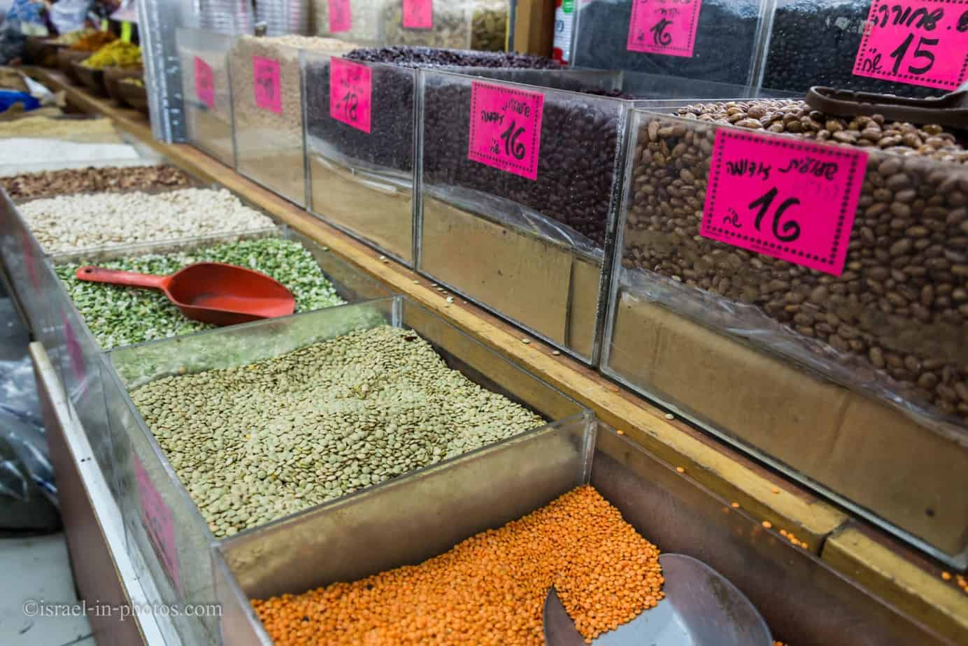 Herbs, spices and nuts-12