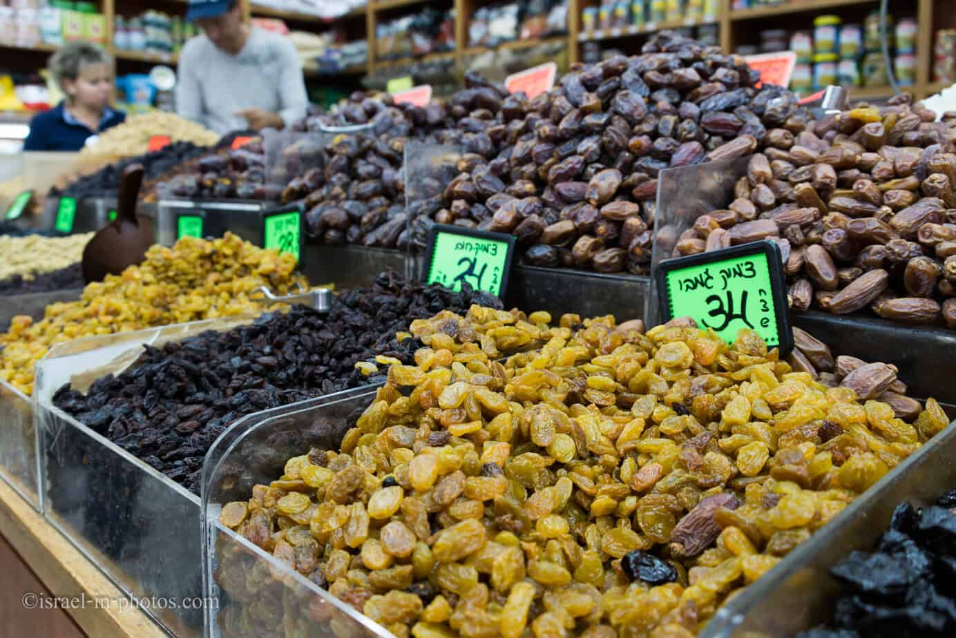 Herbs, spices and nuts-14
