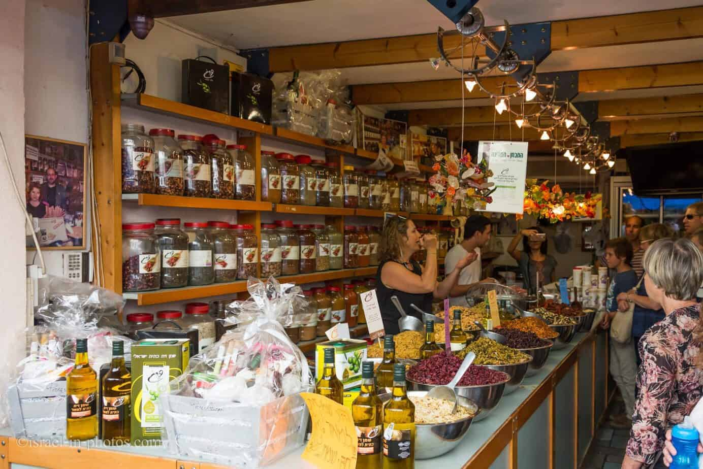 Herbs, spices and nuts-17