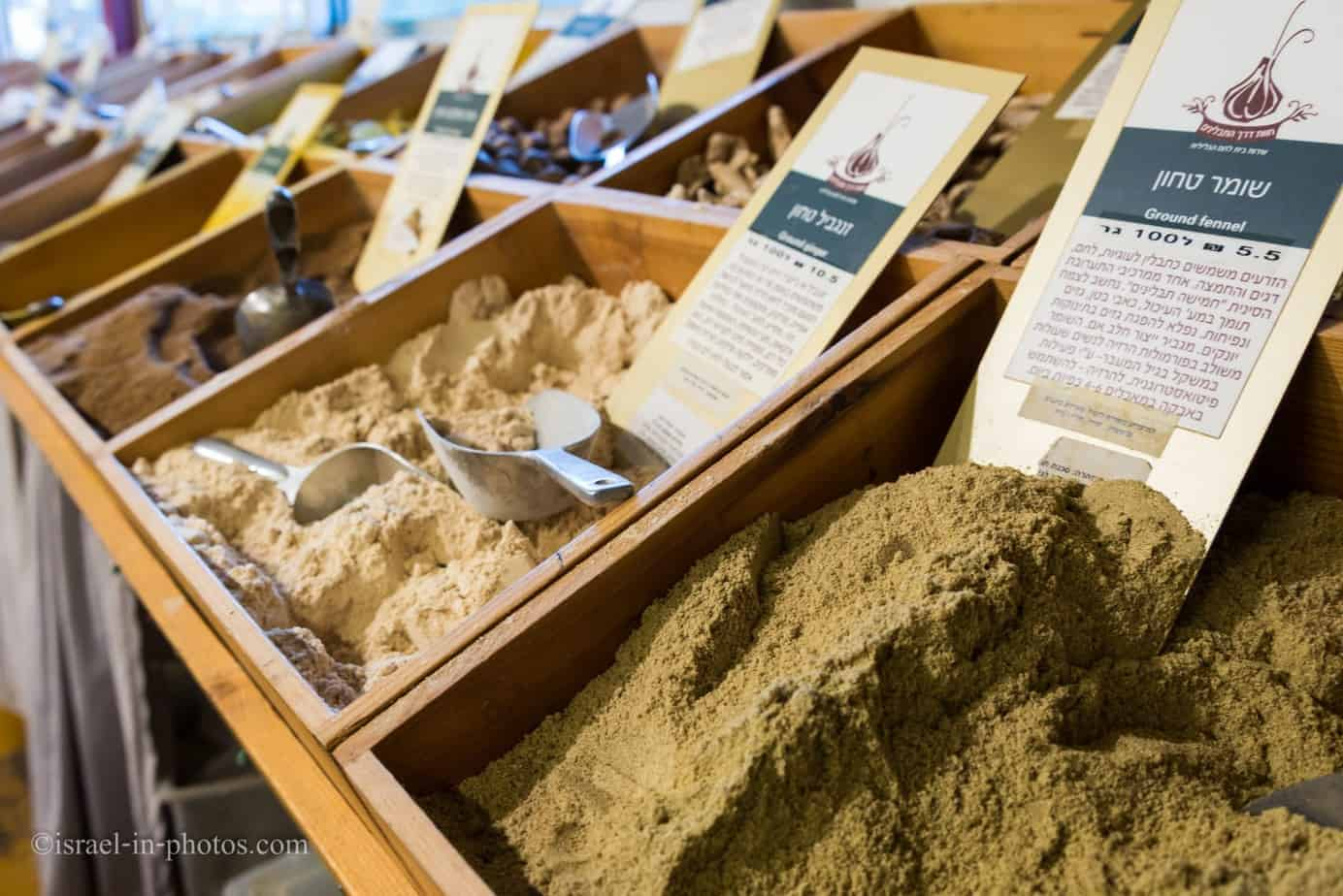 Herbs, spices and nuts-29