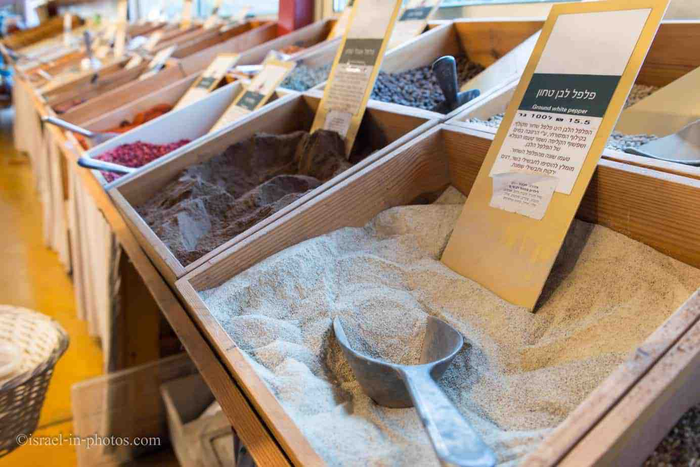 Herbs, spices and nuts-30