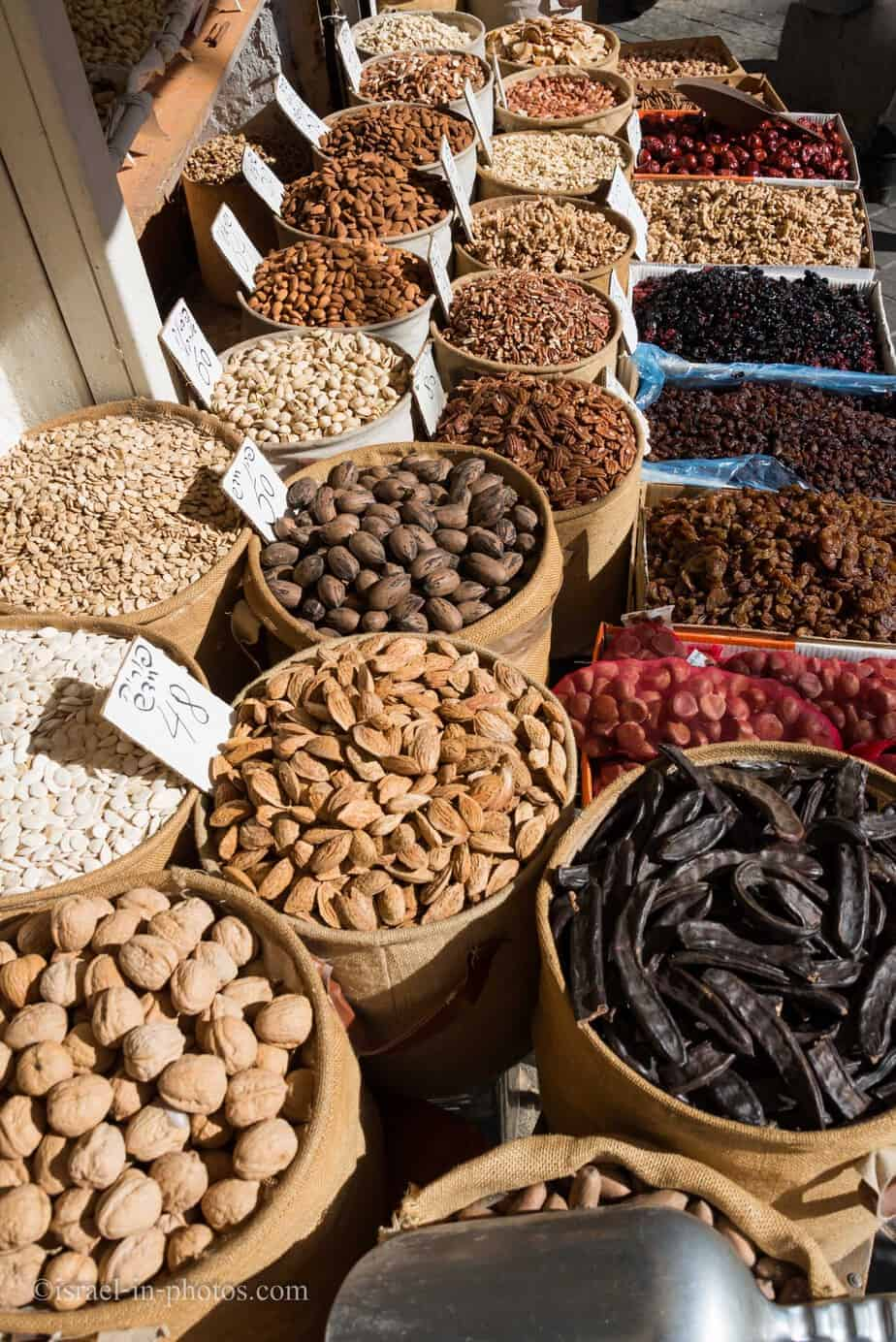 Herbs, spices and nuts-8