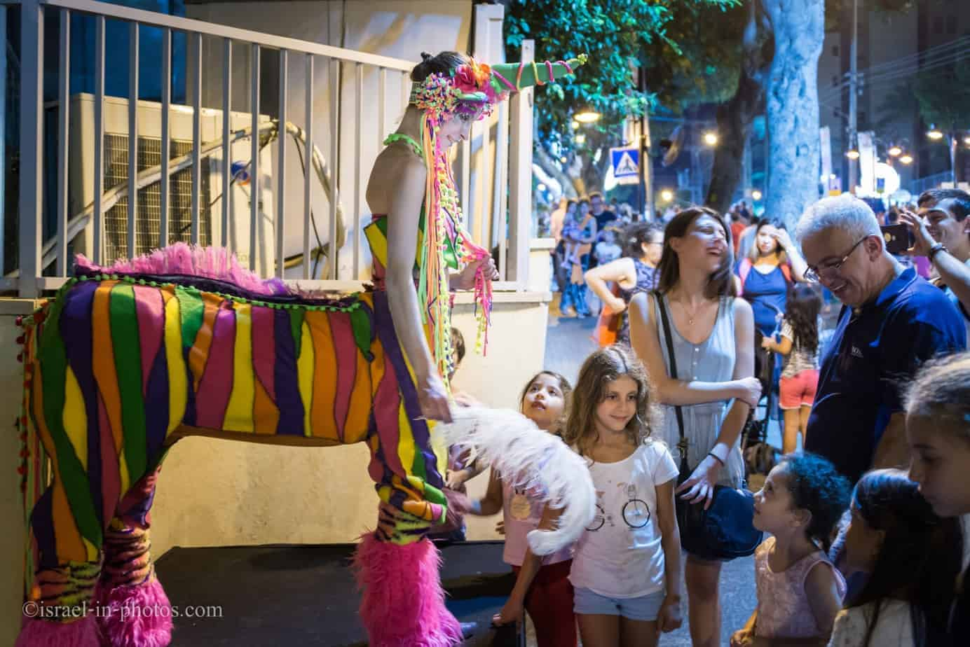 Rehovot International Live Statues Festival 2017