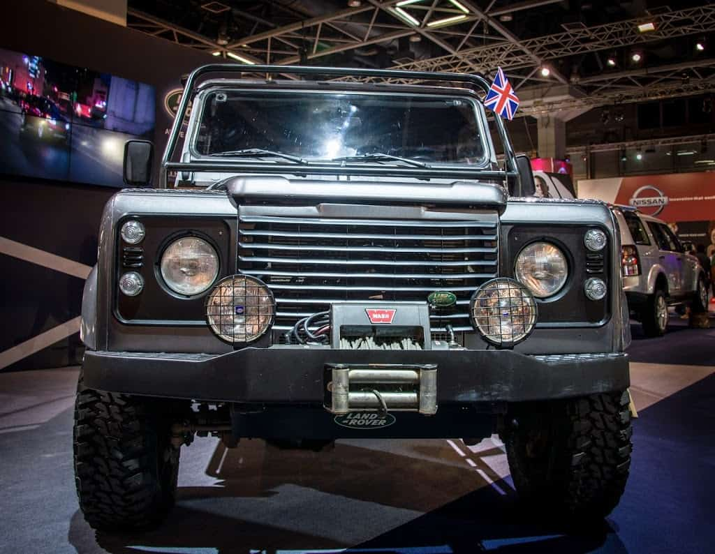 Land Rover at Automotor 2013