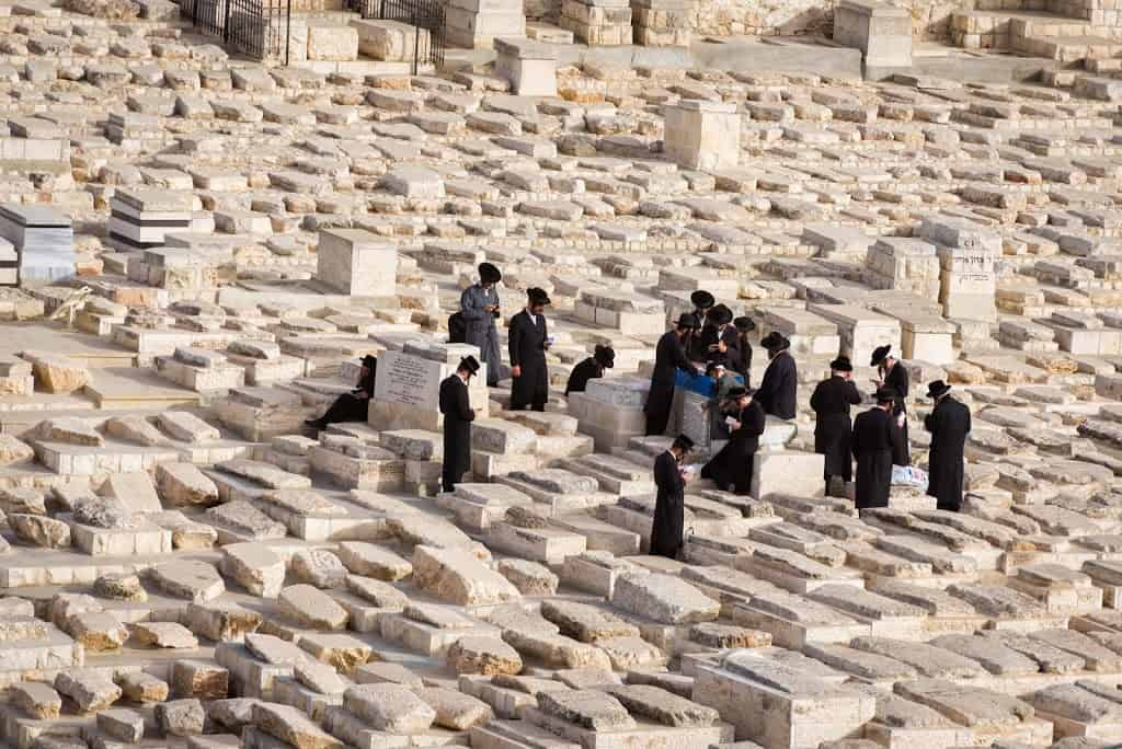 Around The Old City - Mount of Olives Jewish Cemetery