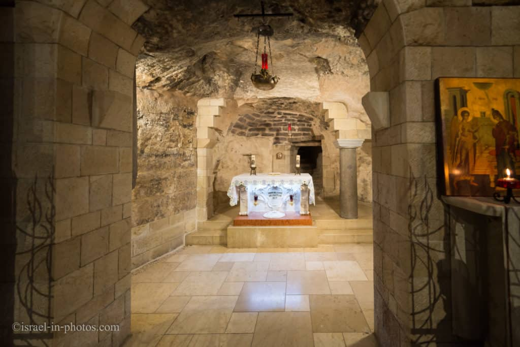 Grotto of the Annunciation