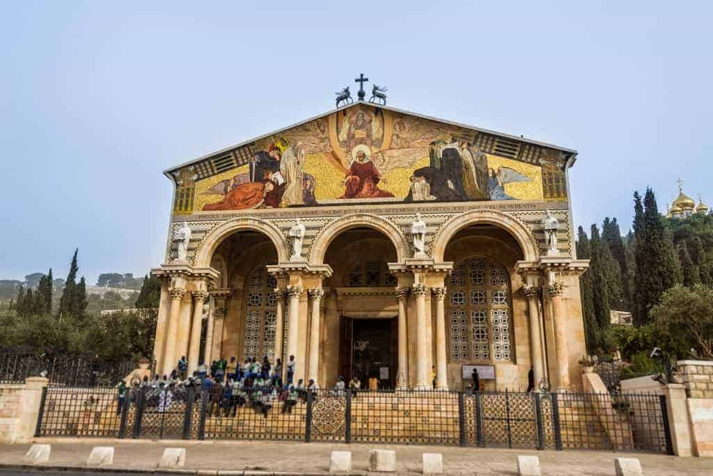The Church of All Nations Jerusalem