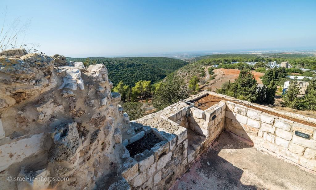Yehi'am Fortress National Park