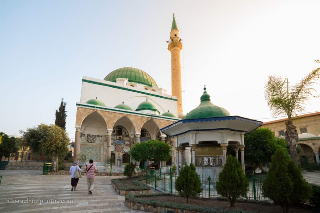 Jezzar Pasha Mosque - The White Mosque, Old Acre