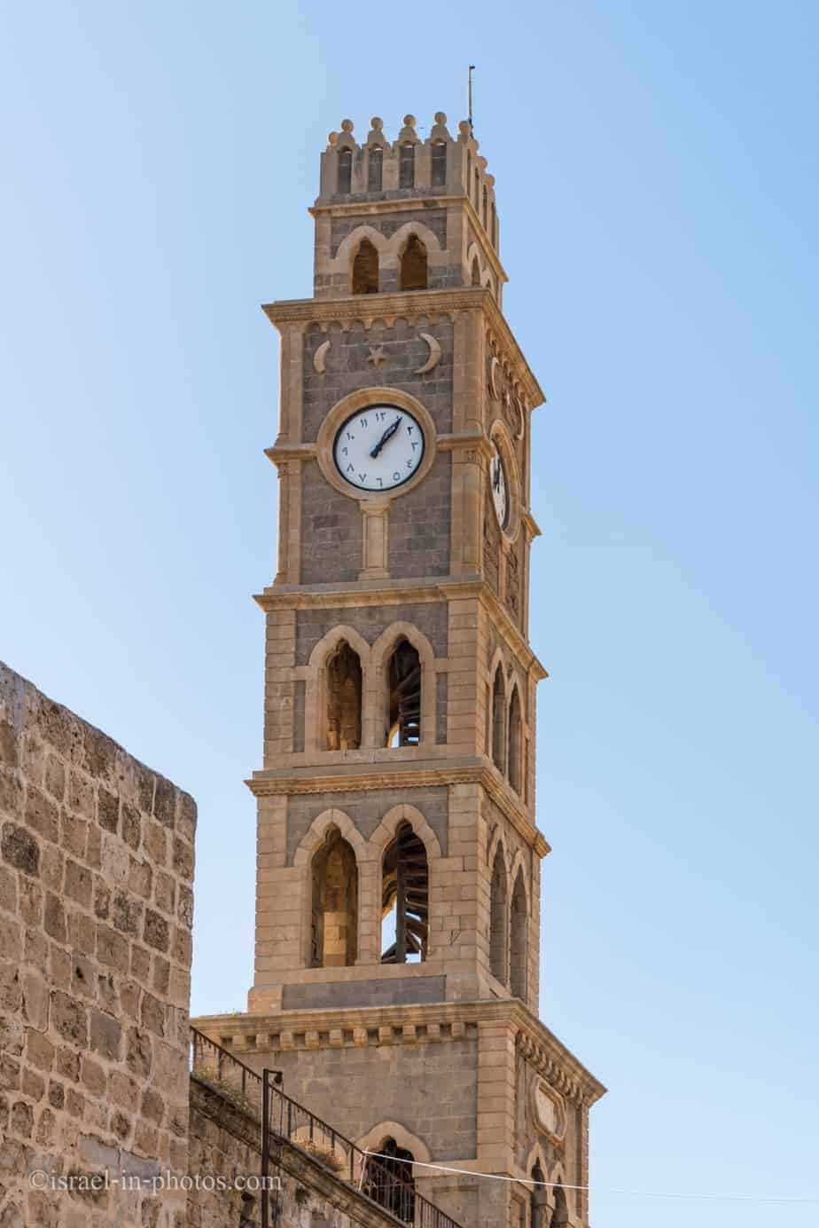 Khan al-Umdan in Old Acre