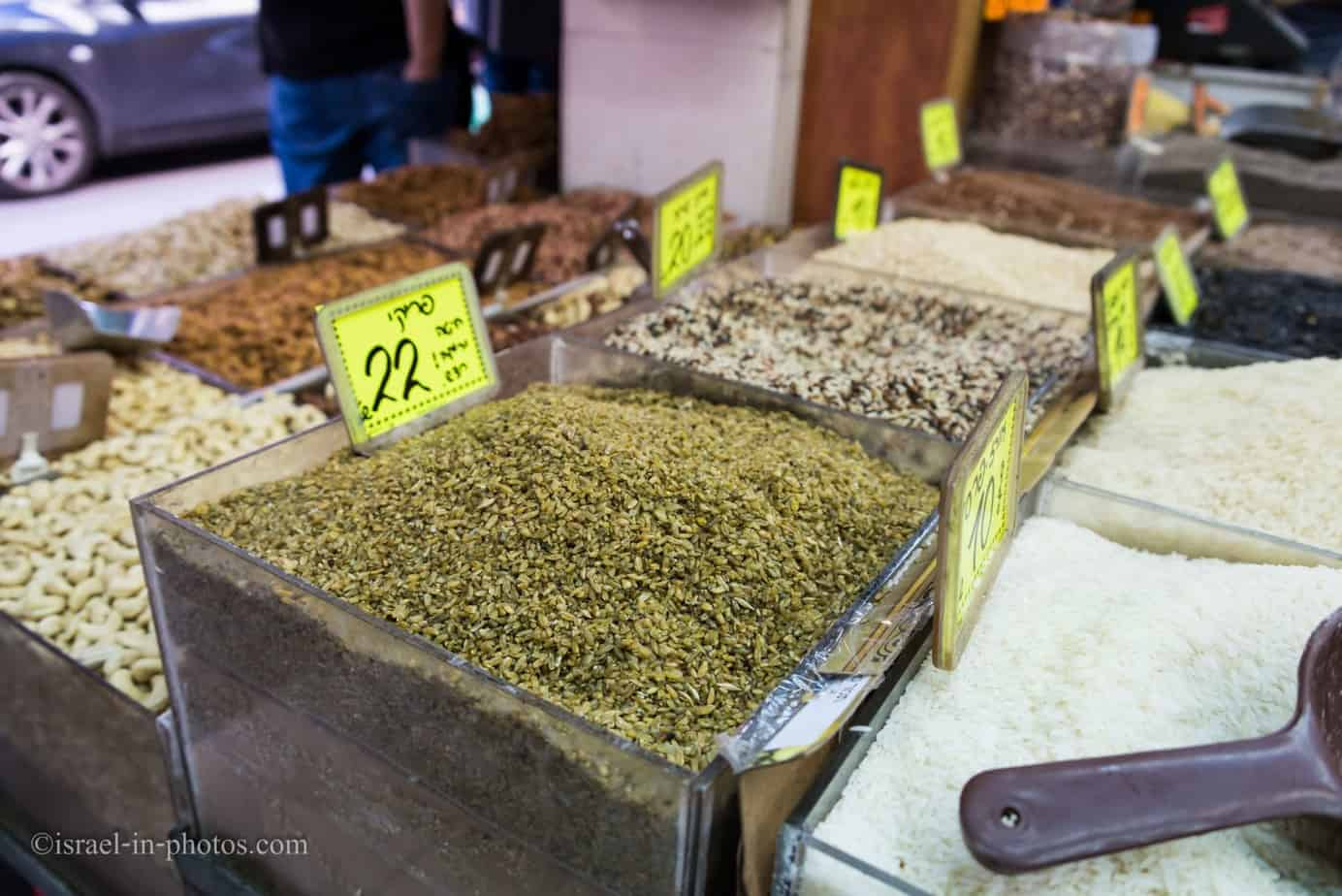 Herbs, spices and nuts-10