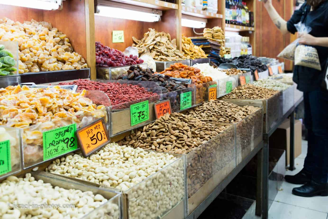 Herbs, spices and nuts-13