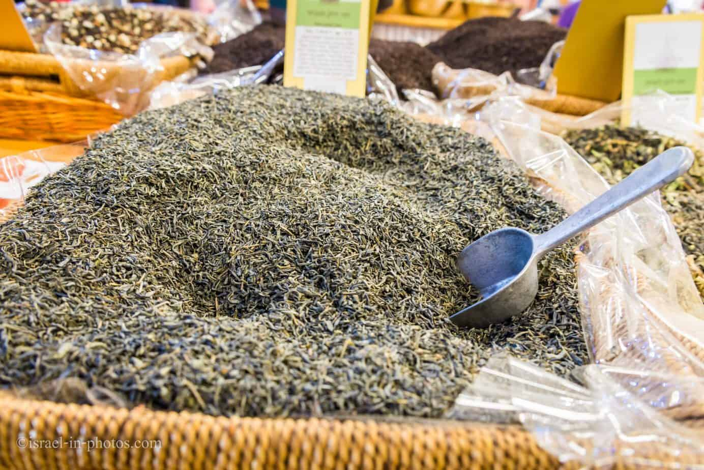 Herbs, spices and nuts-42