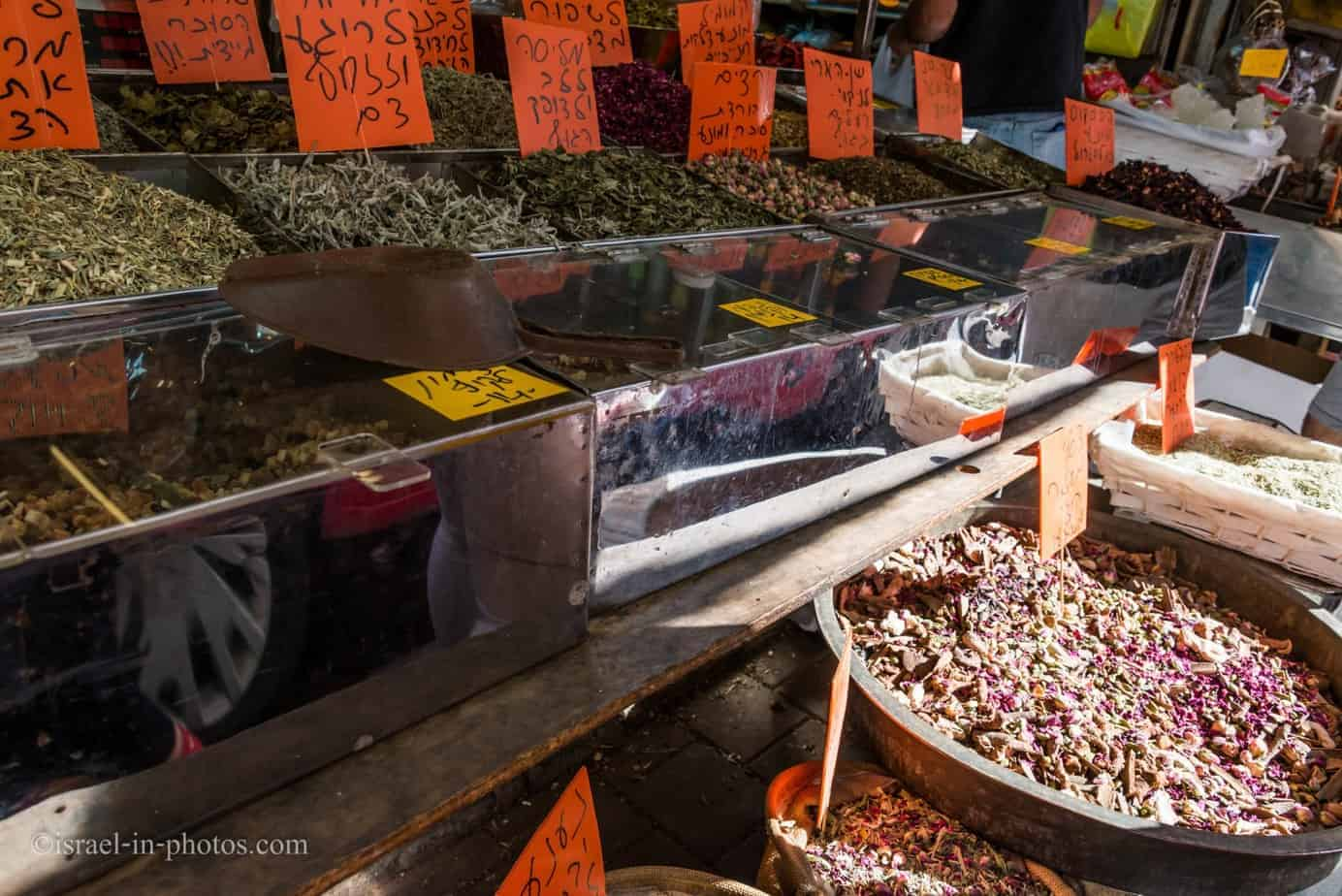 Herbs, spices and nuts-5