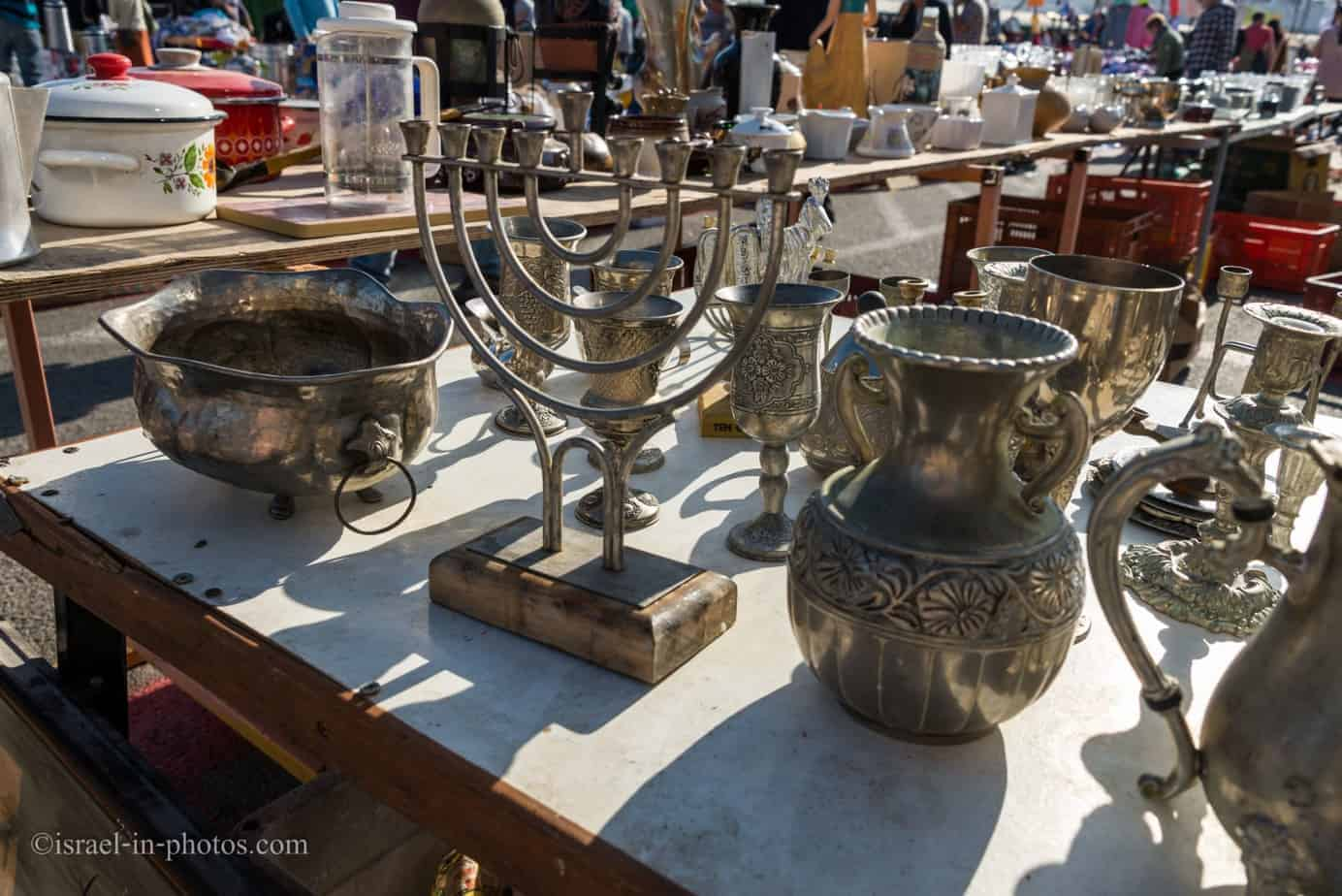 The Flea Market and Merchant Fair in Haifa -11