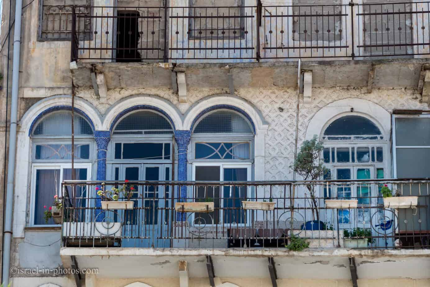 The Old Commercial Center in Haifa-17