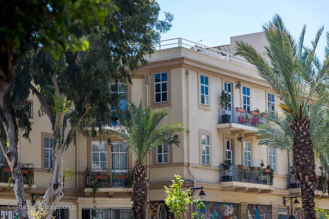 The Old Commercial Center in Haifa-19