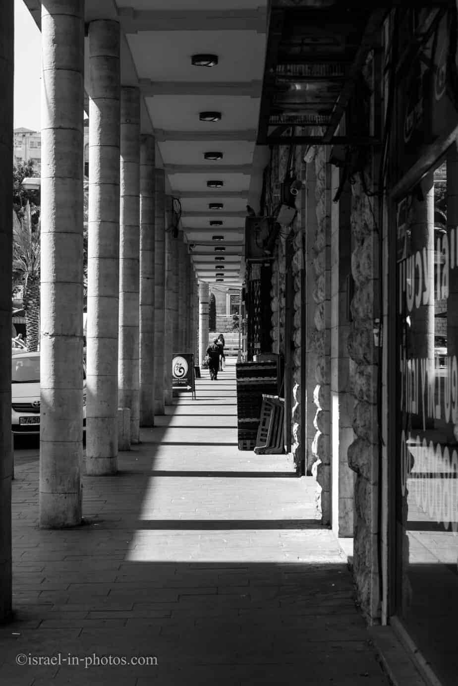 The Old Commercial Center in Haifa-2