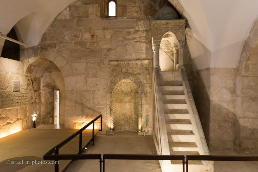 Tower of David in the Old City of Jerusalem