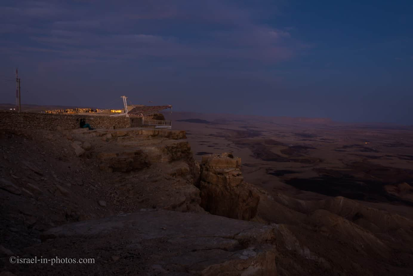 Visit to Mitzpe Ramon in Southern Israel