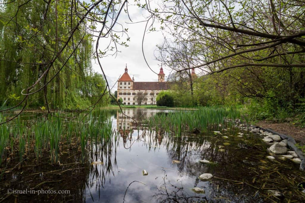 Visiting Eggenberg Palace in Graz, the capital city of Styria