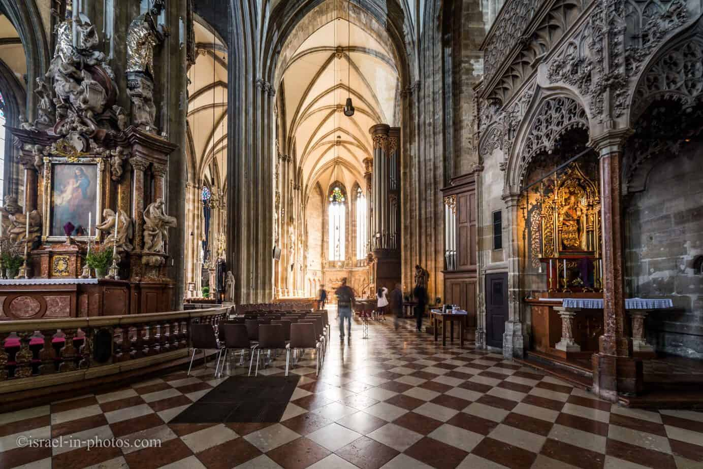 St. Stephen's Cathedral in Vienna, Austria's capital