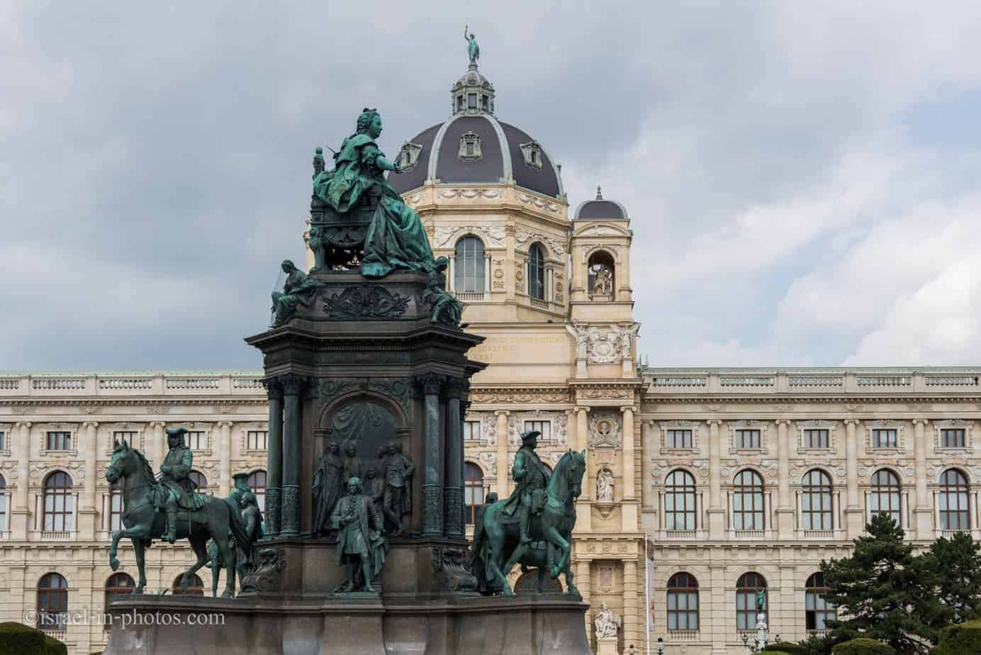 Three day visit to Vienna, Austria's capital