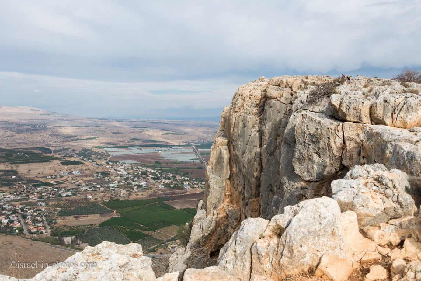 Arbel Nature Reserve And National Park, Israel