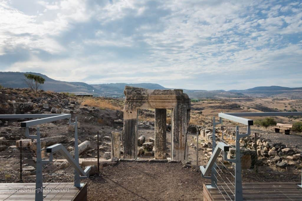 The Ancient Synagogue Of Arbel