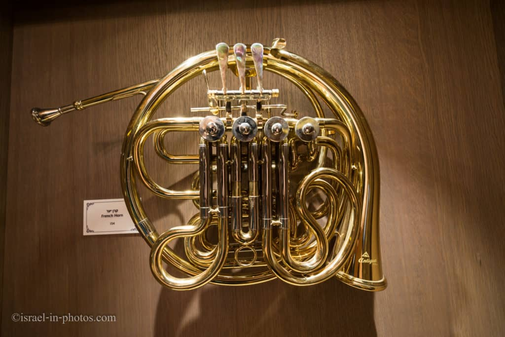 French horn in the European area