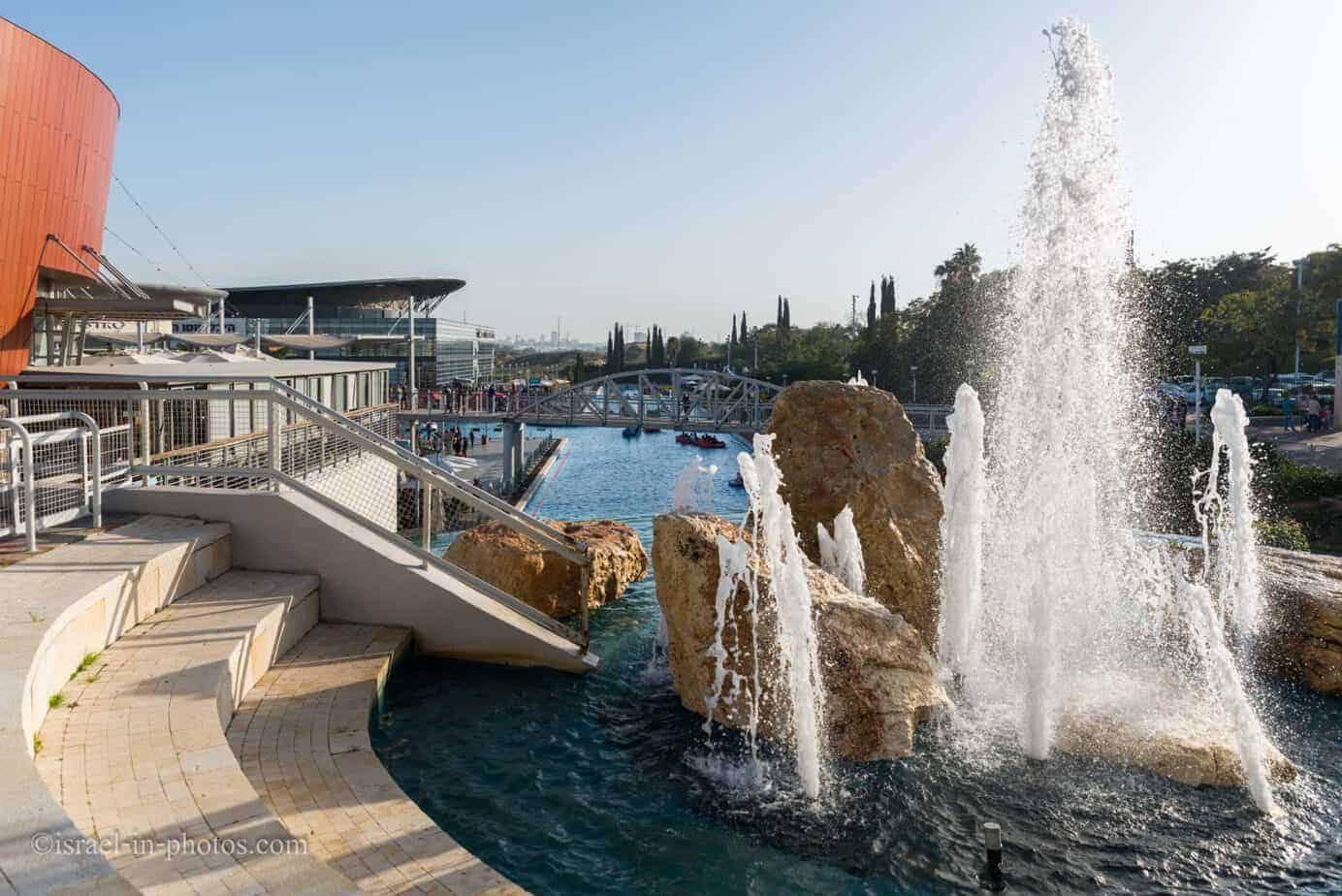 Park Peres in Holon, Israel