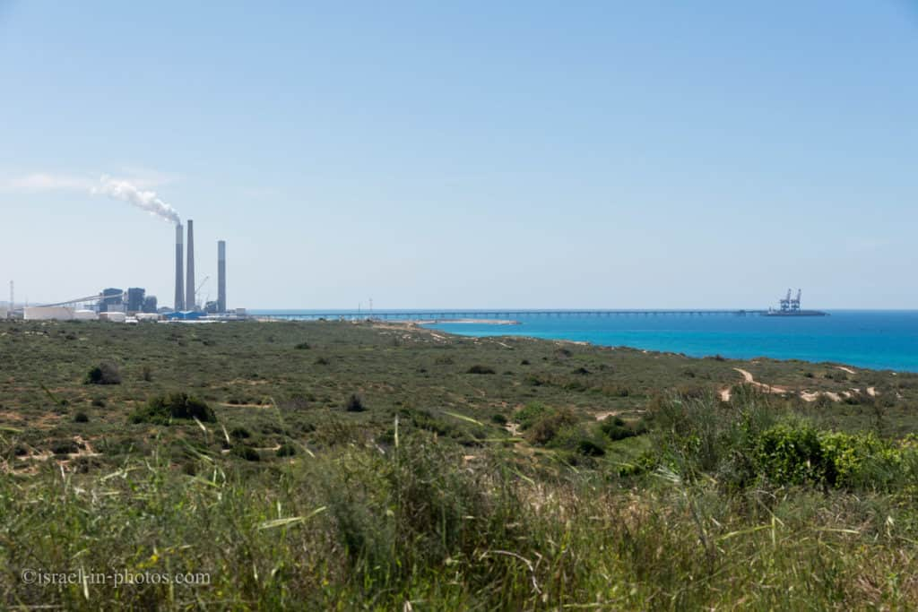 Central eléctrica de Ashkelon