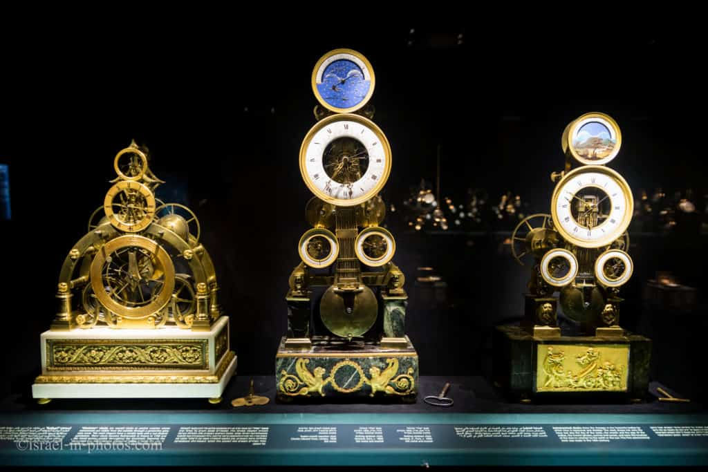 Watch Collection at the Museum for Islamic Art, Jerusalem