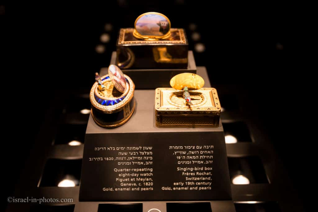 Watches Collection at the Museum for Islamic Art, Jerusalem
