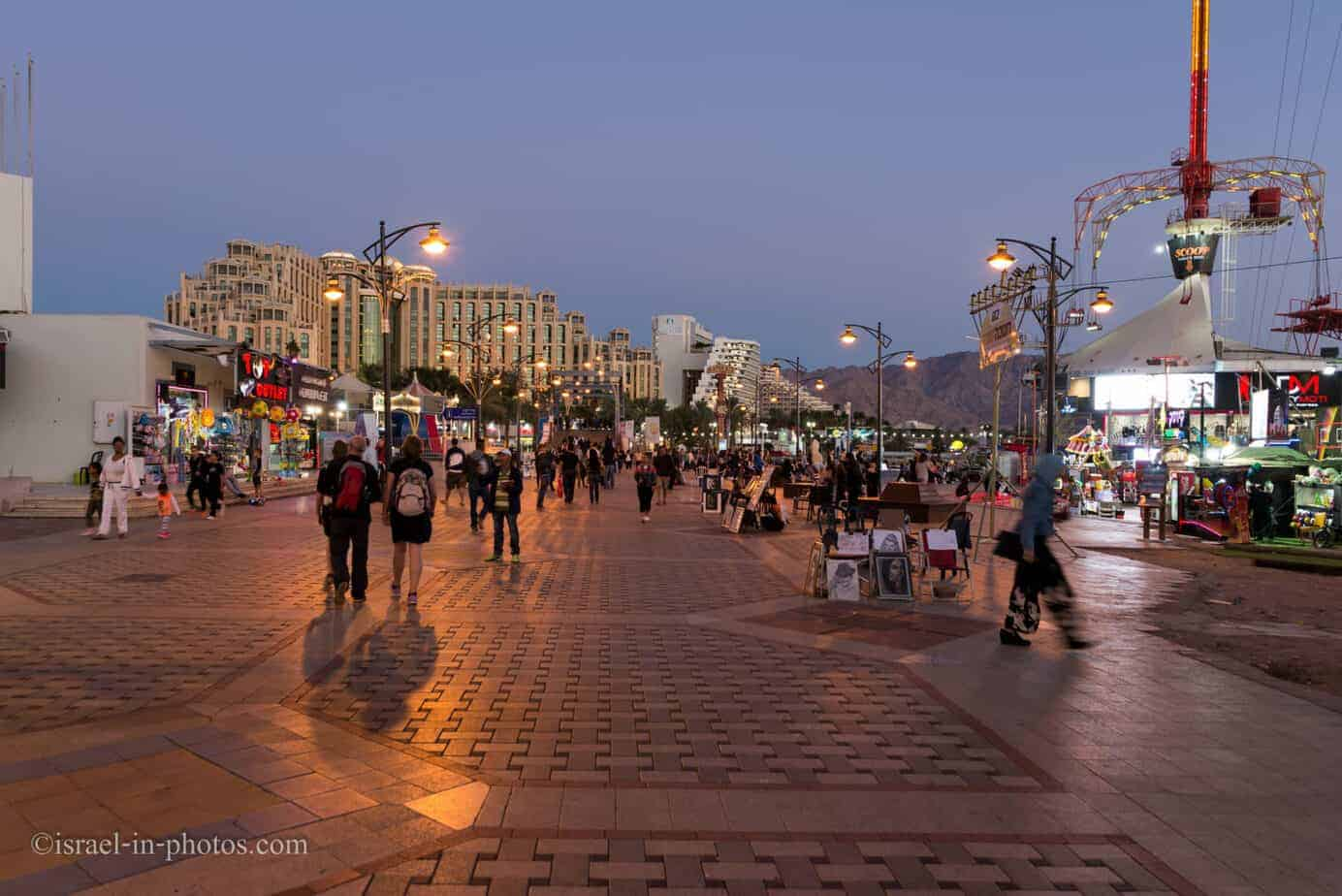 Winter Trip to Eilat, Israel