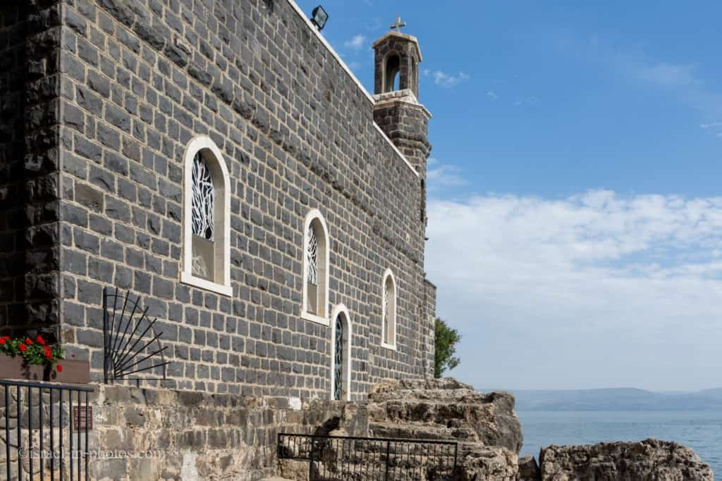 Church Of The Primacy Of Saint Peter, Tabgha