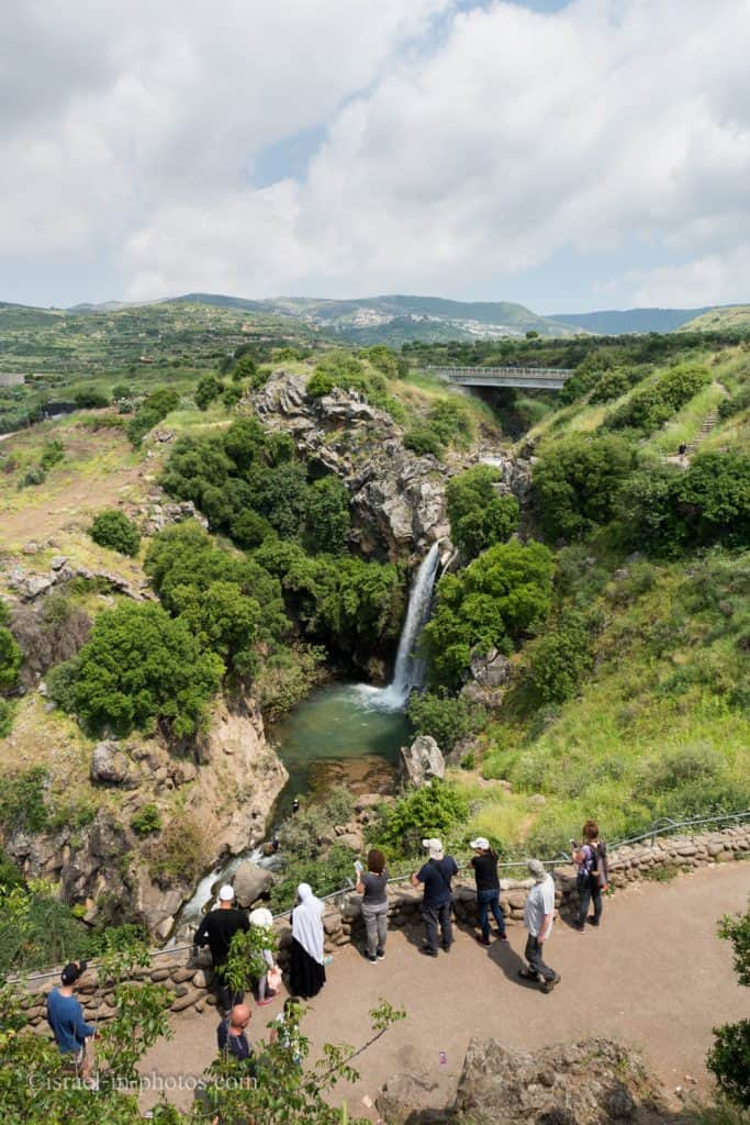 Saar Falls from the viewpoint