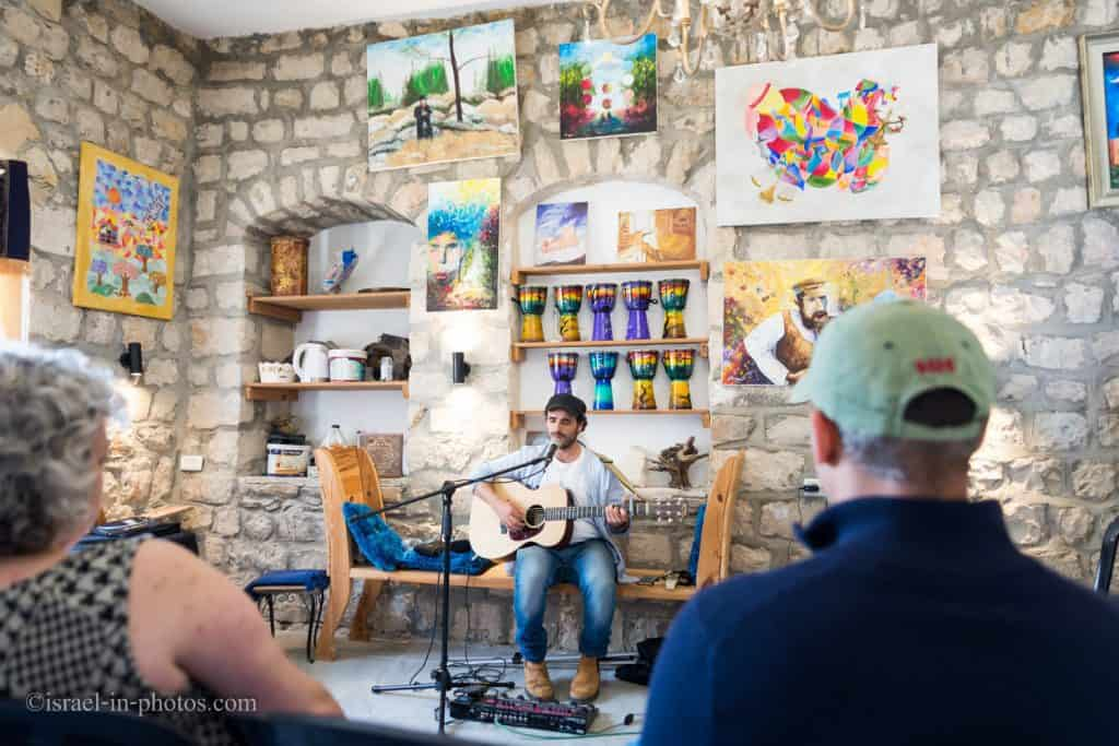 Guided tour in Safed