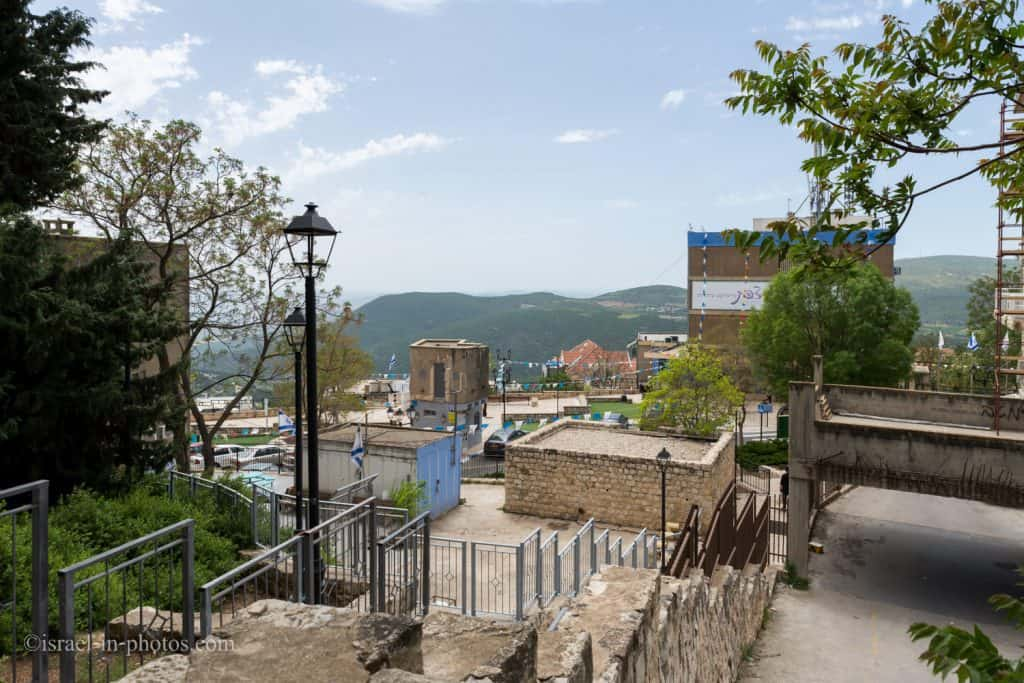 Visiting Safed in Galilee, Northern Israel