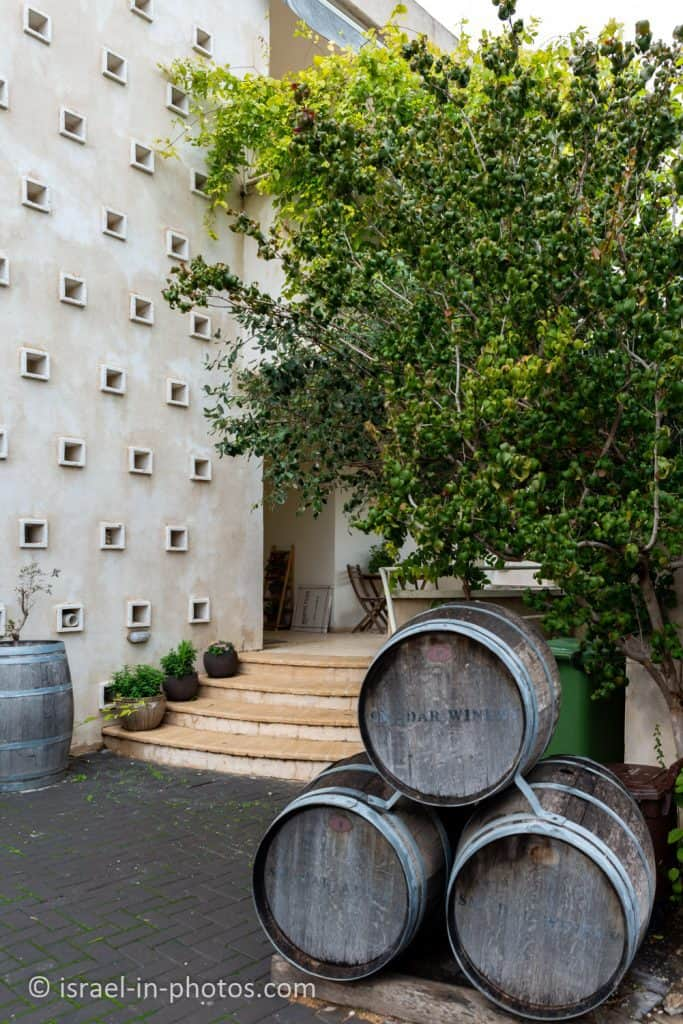 Smadar Hotel and Winery