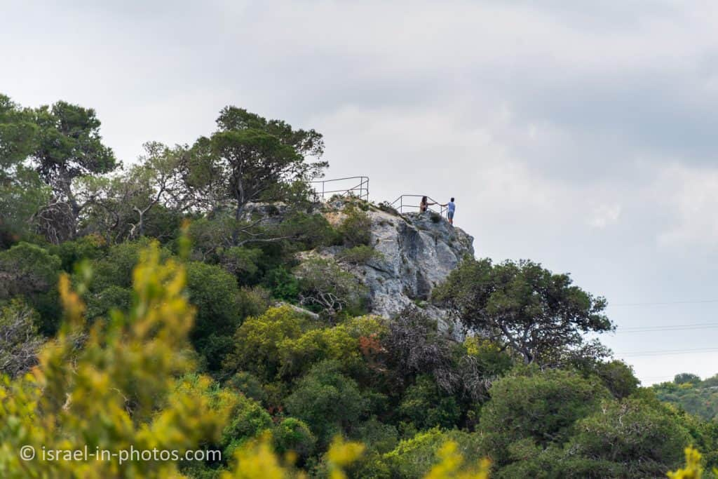 The Cliff Viewpoint from Little Switzerland parking