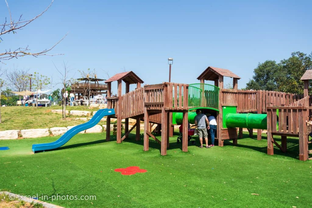 Playground and Observation Tower