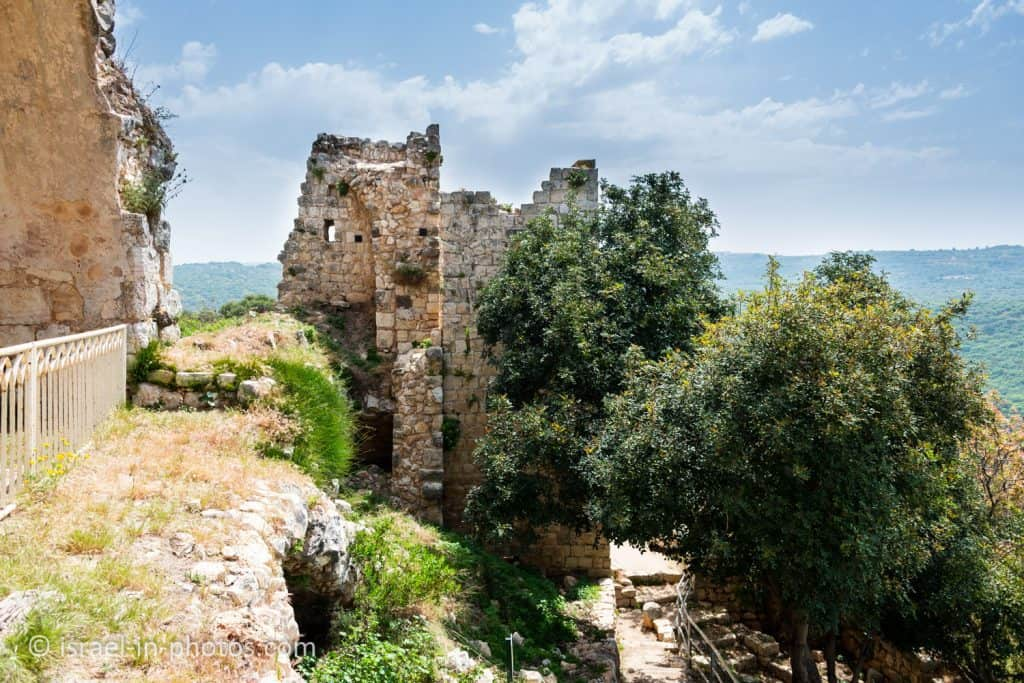 Yehiam Fortress National Park
