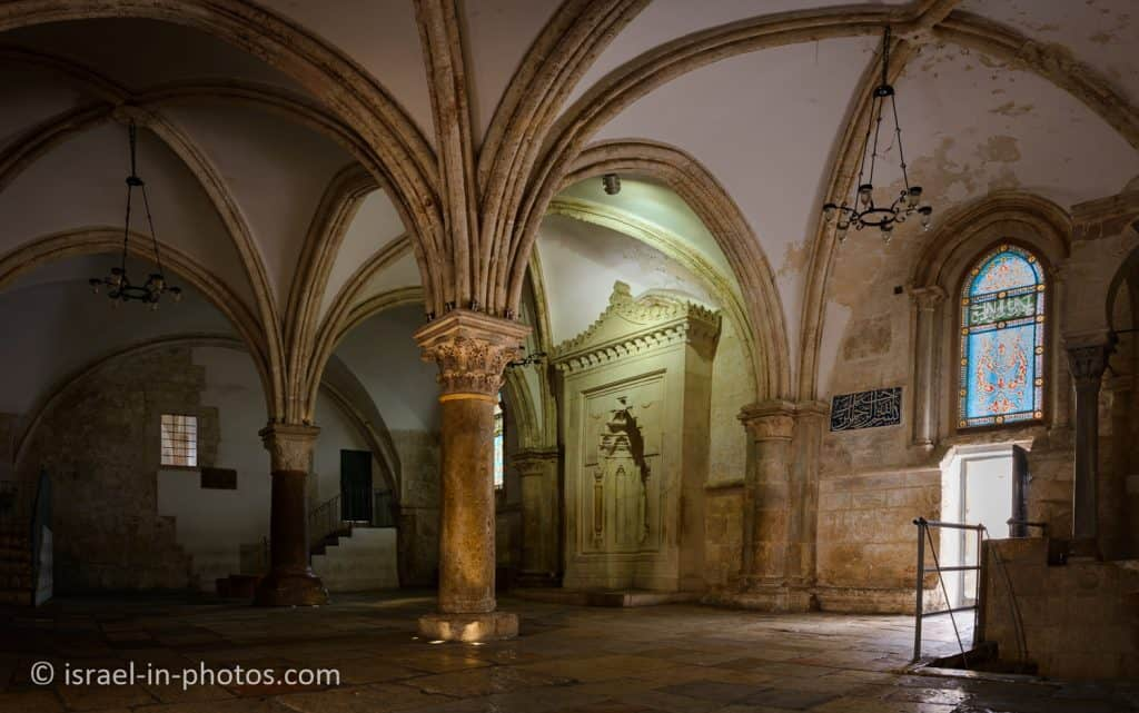 The Cenacle – Room of the Last Supper - Upper Room